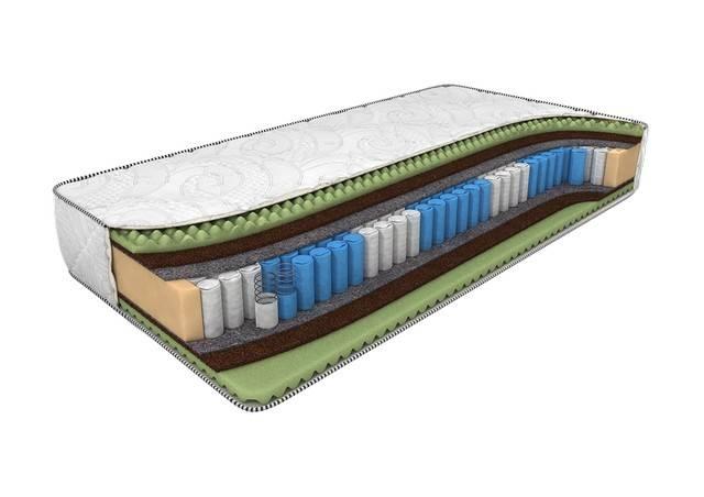 Матрас Dreamline Ergo Foam Smart Zone