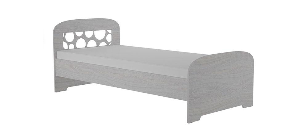 Кровать детская одинарная Омега-16 (0,8)