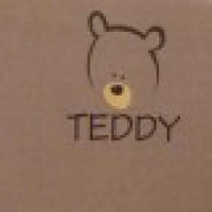 Тринити беж с вышивкой ТЕДДИ