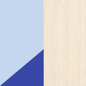 Млечный Дуб/Голубое небо/Синяя Шагрень