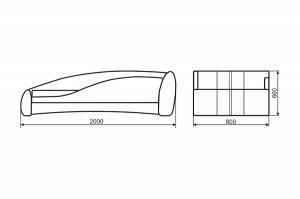 Габаритные размеры Формула Мини