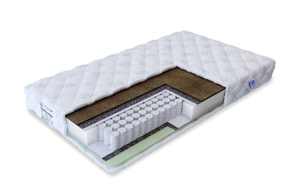 Матрас Промтекс-Ориент Soft стандарт комби 1